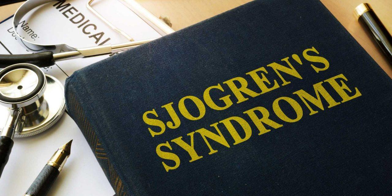Sjorgen's Syndrome?