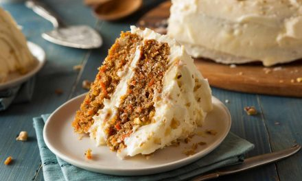 There's always room for grace. And carrot cake.