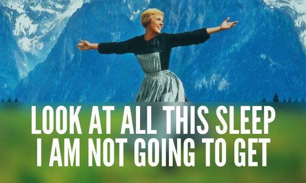 Sleep Study, Iron Testing, So Long Gabapentin
