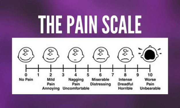 Perceiving Pain & The Shortest Flare