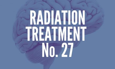 Radiation Treatment 27