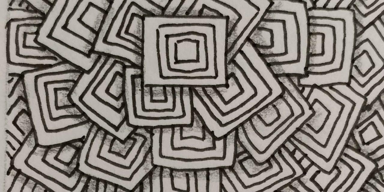 9 Easy Zentangle Patterns