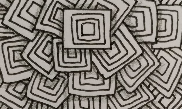 9 Easy Zentangle Patterns For Beginners