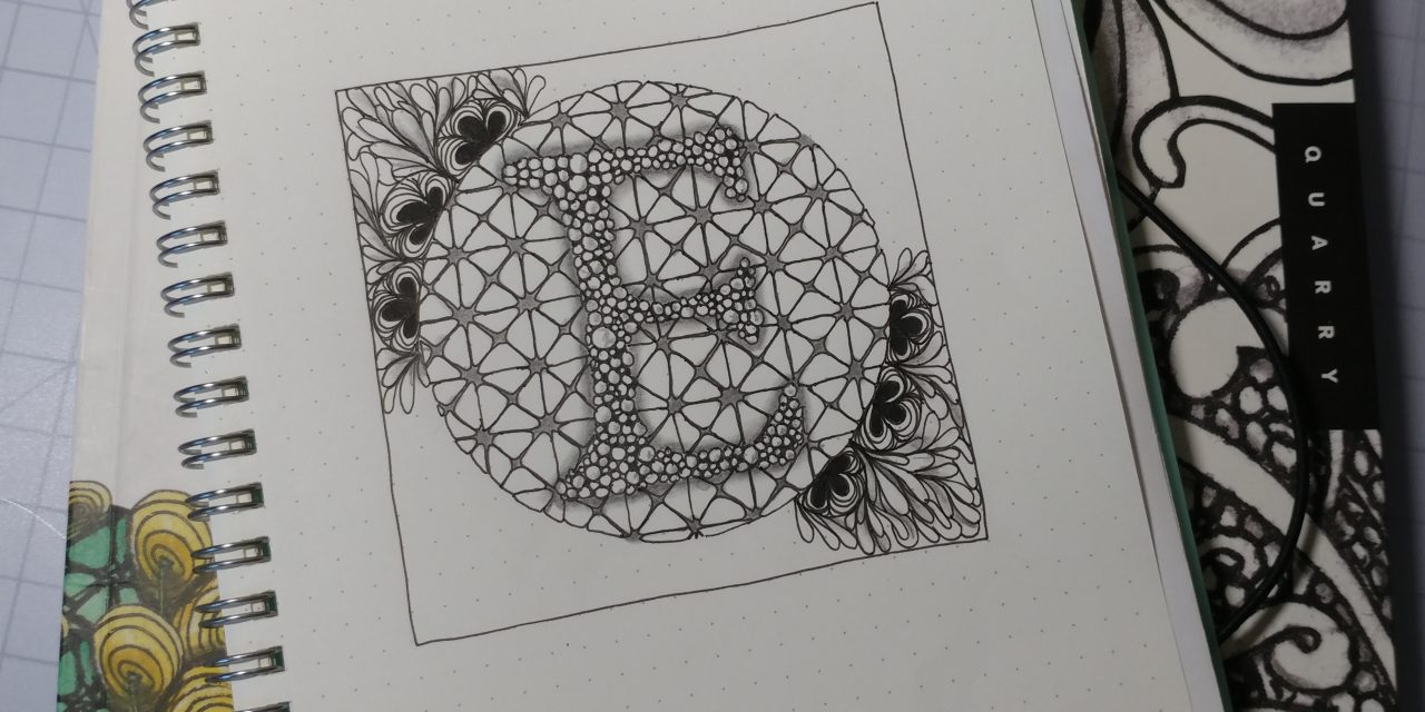 VIDEO: One Zentangle a Day – Day 31