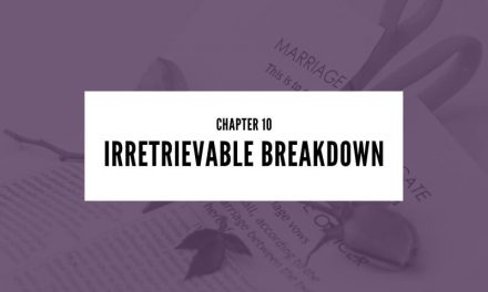 Chapter 10: Irretrievable Breakdown