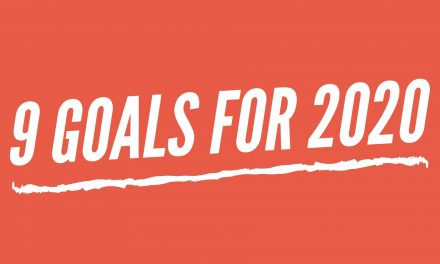 9 Goals for 2020