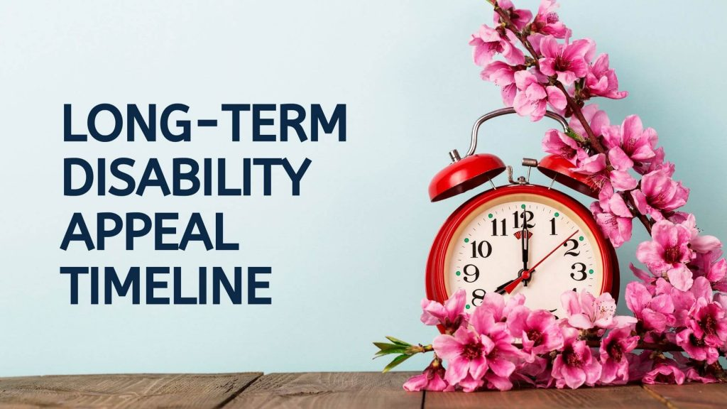 Lincoln Financial Group Long Term Disability Appeal Timeline