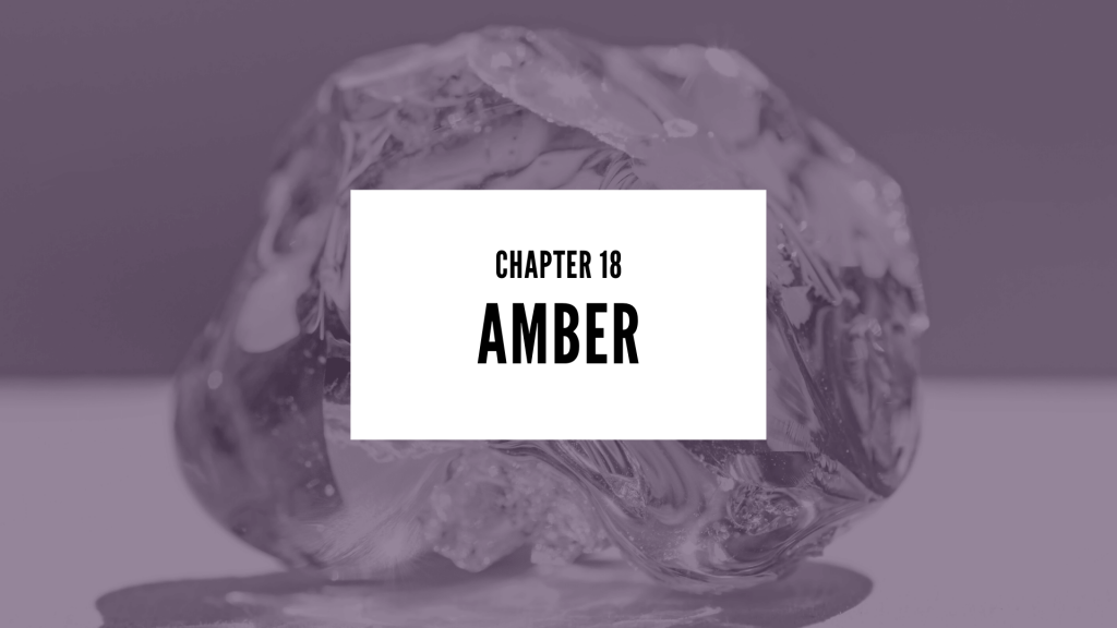 Chapter 18 Amber Title Image