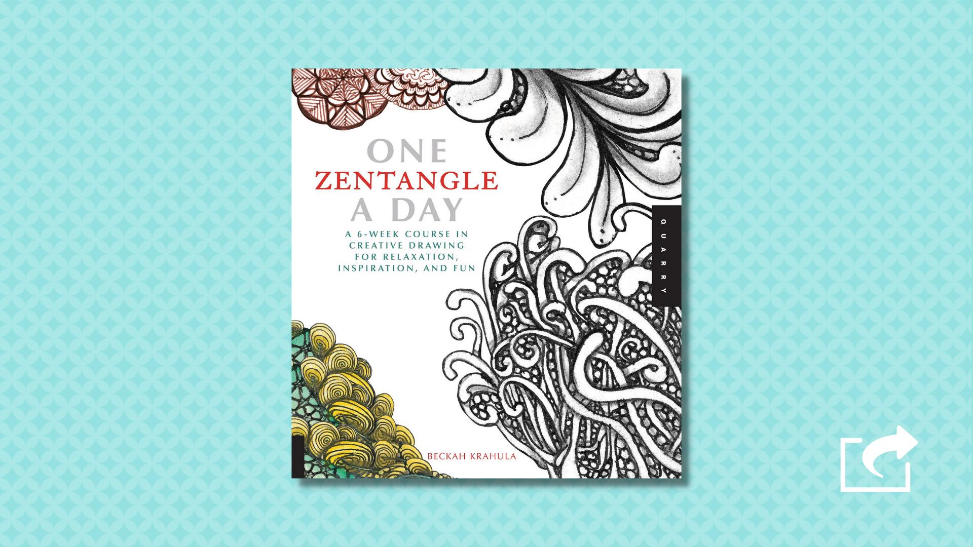 Open One Zentangle playlist on YouTube